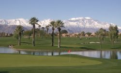 Photo Golfcourse Snow